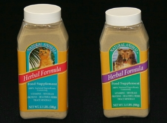 Herbal Formula for Dogs and Cats