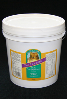 Yeast & Garlic Bits For Dogs 15lbs