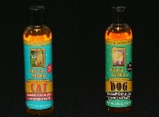 Herbal Shampoo and Dip Concentrate for Dogs and Cats 8oz