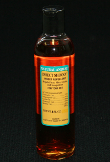 Herbal Shooo for Dogs and Cats 8oz